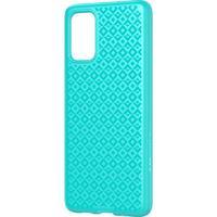 Tech21: Antimicrobial BioShield | Studio Design for Samsung Galaxy S20+ - Aqua