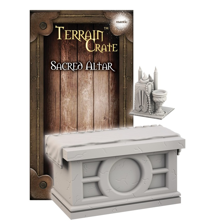 TerrainCrate: Sacred Altar