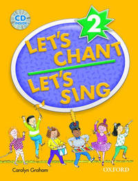 Let's Chant, Let's Sing: CD pack 2 by Carolyn Graham