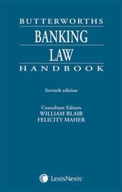 Butterworths Banking Law Handbook image