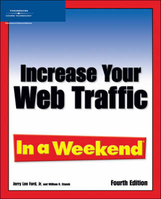 Increase Your Web Traffic in a Weekend by Jerry Lee Ford (Jr.) image