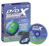 DVD Region X for PS2