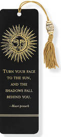 Sun Beaded Bookmark by Peter Pauper Press