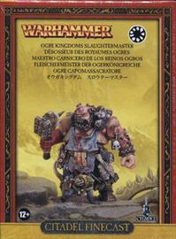 Warhammer Ogre Kingdoms Slaughtermaster / Butcher