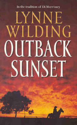 Outback Sunset by Lynne Wilding