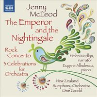 The Emperor and the Nightingale by Jenny McLeod