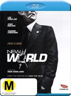New World on Blu-ray