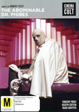 Abominable Dr Phibes DVD