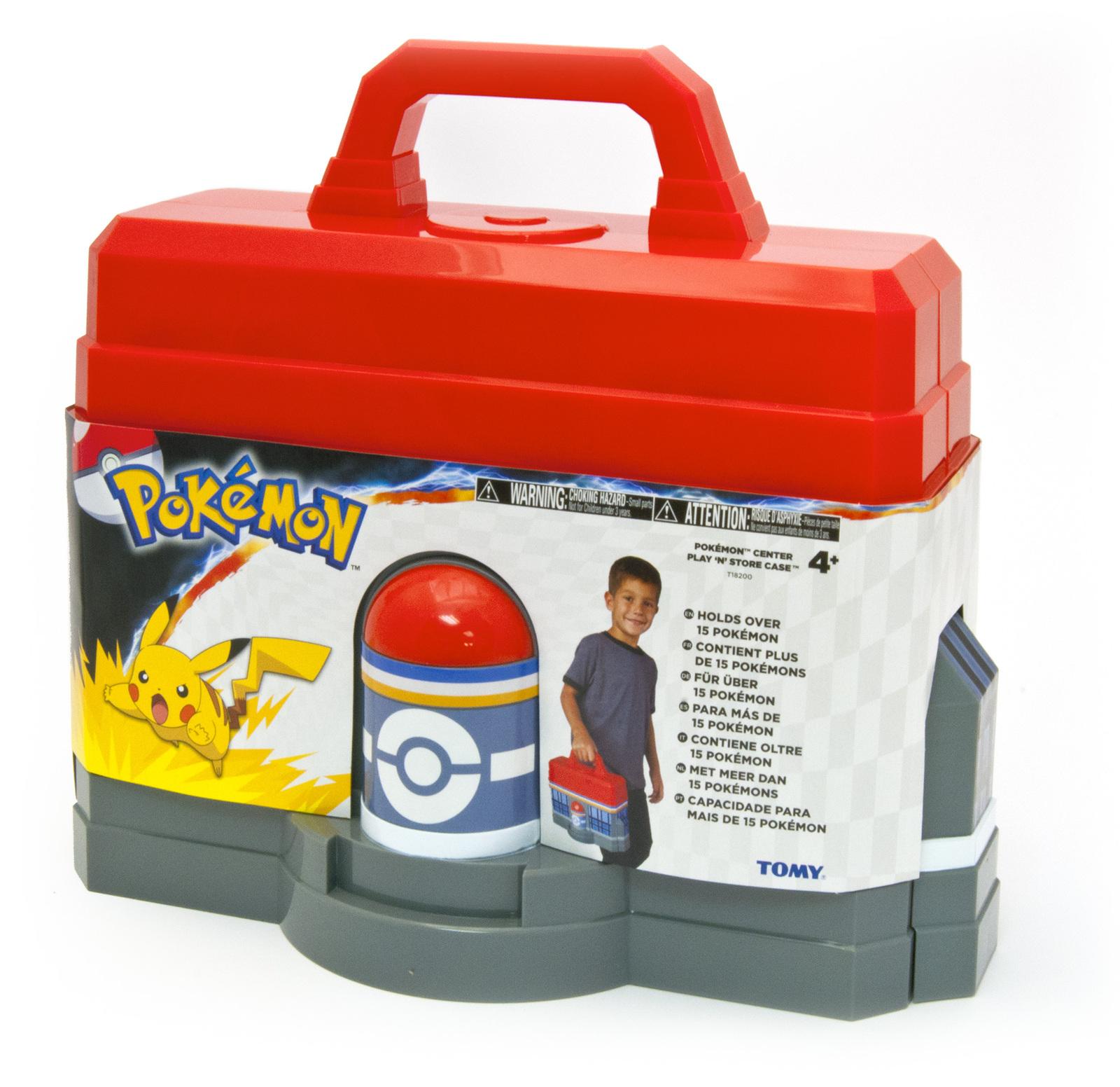 Pokémon Centre - Play 'n Store Case image