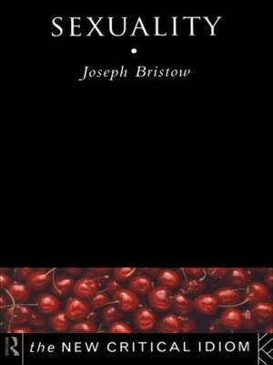 Sexuality by Joseph Bristow