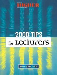 2000 Tips for Lecturers