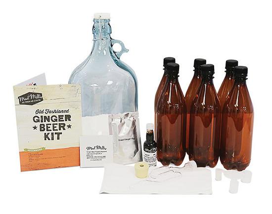 Mad Millie - Old Fashioned Ginger Beer Kit image