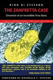 The Zanfretta Case: Chronicle of an Incredible True Story by Rino Di Stefano image