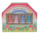 Tiger Tribe: Unicorn Eraser Set