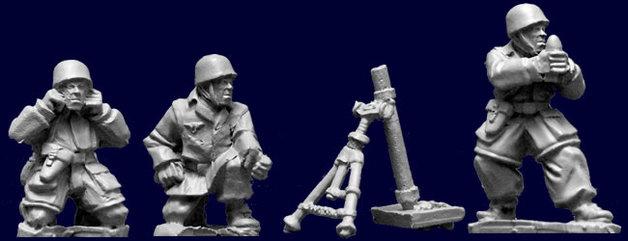 Artizan: Fallschirmjager Mortar Team