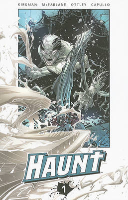 Haunt Volume 1 by Robert Kirkman image