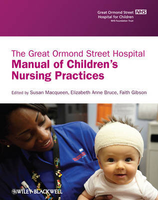 The Great Ormond Street Hospital Manual of Children's Nursing Practices image