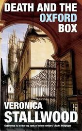 Death and the Oxford Box by Veronica Stallwood image