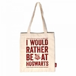 Harry Potter: Hogwarts Slogan - One Colour Shopper