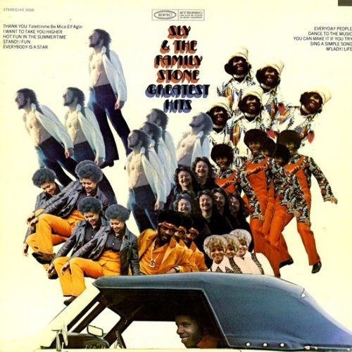 Greatest Hits (1970) by Sly & the Family Stone
