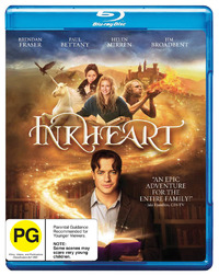 Inkheart on Blu-ray