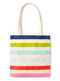 Kate Spade Book Tote Candy Stripe