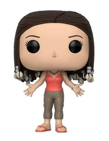 Friends - Monica Geller with Braids Pop! Vinyl Figure (with a chance for a Chase version!) image