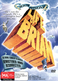 Monty Pythons Life Of Brian on DVD