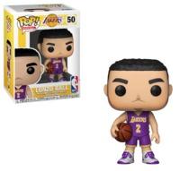 NBA: Lakers - Lonzo Ball Pop! Vinyl Figure image