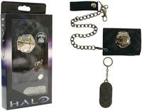 Halo Wallet + Keyring Box Set image