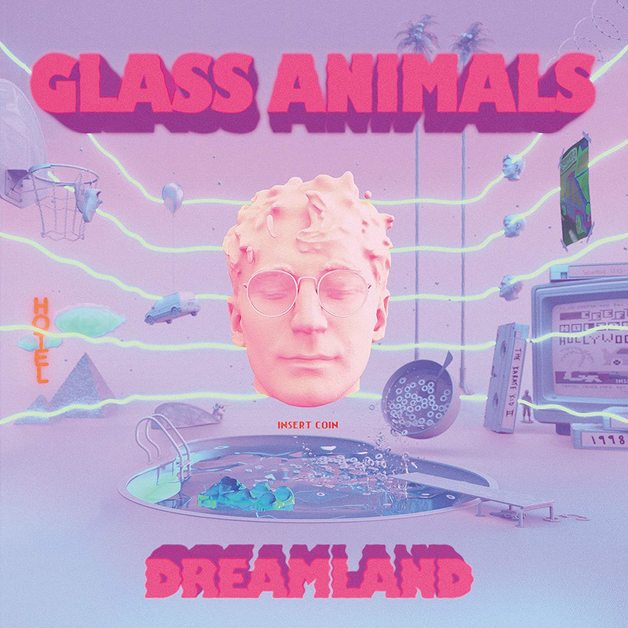 Dreamland - Coloured LP by Glass Animals