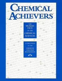 Chemical Achievers: Human Face of the Chemical Sciences by Mary Ellen Bowden image