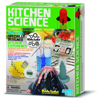 4M: Kidz Labs - Kitchen Science image