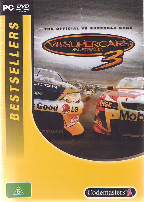 V8 Supercars 3 (Best Of) for PC Games