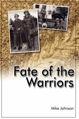 Fate of the Warriors by Mike Johnson