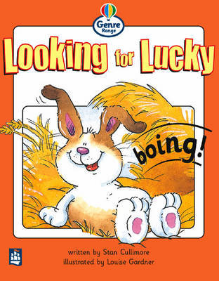 Looking for Lucky Genre Beginner Stage Comics Book 2 by Martin Coles image