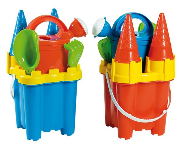 Adroni: Summertime Cone Castle Bucket Set - Assorted Designs