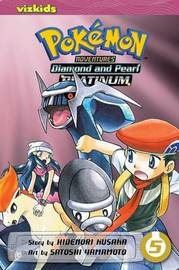 Pokemon Adventures: Diamond and Pearl/Platinum, Vol. 5 by Hidenori Kusaka