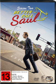 Better Call Saul - Season 2 on DVD