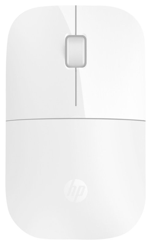 HP Z3700 Wireless Mouse (White)