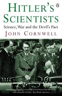 Hitler's Scientists by John Cornwell image