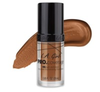 LA Girl HD Pro Coverage Foundation - Toast