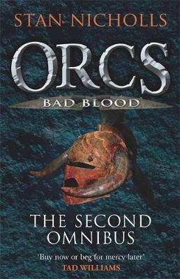 Orcs Bad Blood by Stan Nicholls image