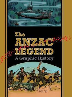 The Anzac Legend by David A Dye image
