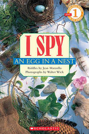 I Spy an Egg in a Nest by Jean Marzollo