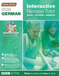 GCSE Bitesize German Interactive Revision Tutor by Rachel Aukett image