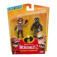 Incredibles 2: Junior Supers - Elastigirl & Screenslaver