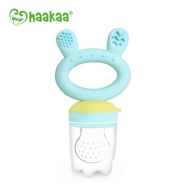 Haakaa: Fresh Food Teether - Blue