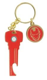 Marvel: Iron-Man Key - Bottle Opener (Keyring/Keychain)
