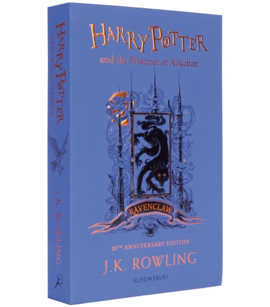 Harry Potter and the Prisoner of Azkaban – Ravenclaw Edition (Paperback) by J.K. Rowling image